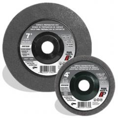 "Pearl Abrasive NW45GSF 4-1/2"" x cleaning disc"