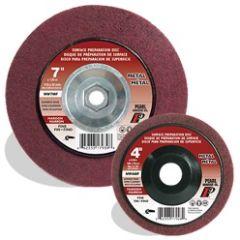 "Pearl Abrasive NW45MF Disque de nettoyage 4-1/2"" x"