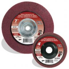 "Pearl Abrasive NW45MF 4-1/2"" x cleaning disc"