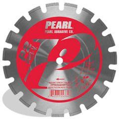 "Pearl Abrasive PV1212AGS 12"" x 1"", 20mm diamond blade"