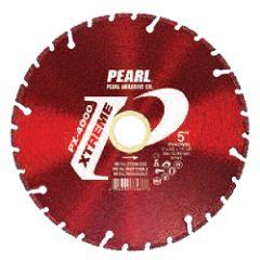 "Pearl Abrasive PX4CW45 4-1/2"" x 7/8"", 5/8"" diamond blade"