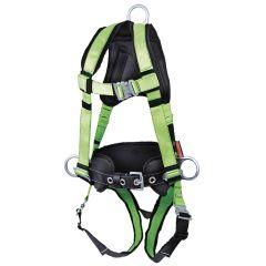 Peakworks FBH60110A1020-M Harnais de sécurité avec ceinture classe AP ( taille moyen )