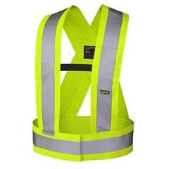 Pioneer V1040560 Yellow safety sash