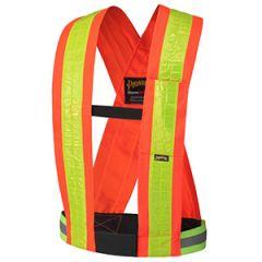 Pioneer V1040950 Orange safety sash