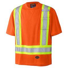 Pioneer V1051150-2XL Orange Flagman shirt ( 2XL )