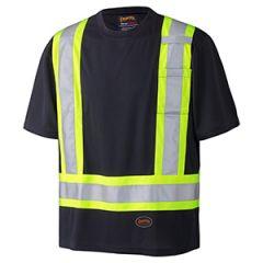Pioneer V1051170-2XL Black Flagman shirt ( 2XL )