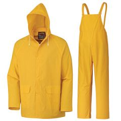 Pioneer V3010460-2XL Jaune 2XL PVC Waterproof coverall