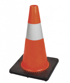 Pioneer V6200750-O/S 45cm Orange traffic cone