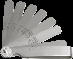 Proto/Facom 000A Ensemble de  calibres d'épaisseur 0.003