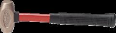 "Proto/Facom 1431G 3.8lbs x 14-3/4"" brass hammer"
