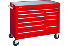 10 drawers roller cabinet
