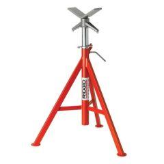 """Ridgid 56662 28""""-52"""" / 71-132cm V head pipe stand"""