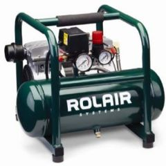Rolair JC10 1HP 2.5gal portable air compressor