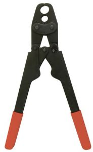 "Samona International 31010 PEX Crimper 1/2"" & 3/4"""