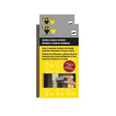 Sia Abrasifs 57405 Rectangular shaped abrasive sponge ( grit Medium/Fine )