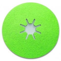 "Sia Abrasifs D578451580 5"" x 7/8"" sanding disc ( grit 80 )"