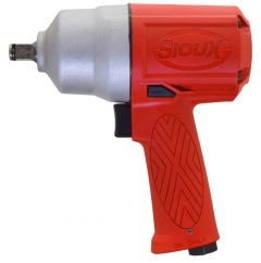"Sioux IW500MP-4R 1/2"" pneumatic impact driver with retaining ring"