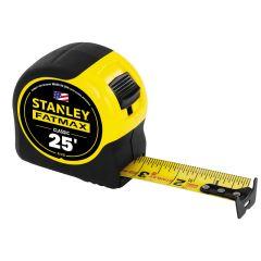 Stanley 33-725 Ruban à mesurer 25' x 1-1/4