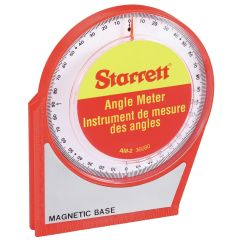 Starrett AM-2  shaped magnetic protractor