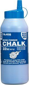 Tajima PLC2-B900 32oz blue marking chalk