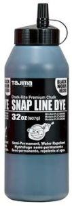 Tajima PLC3-BK900 32oz black marking chalk