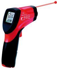 Instruments MTP MTP1325 Thermomètre à infrarouge -50 - 450°c