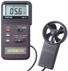 Instruments MTP PROVAAVM-03 Thermo-anémomètre