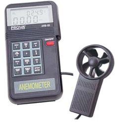 Instruments MTP PROVAAVM-05 Thermo-anémomètre