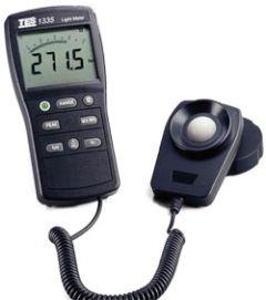 Instruments MTP TES1335 Luxmètre 0-400000