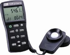 Instruments MTP TES1339 Luxmètre 0.01-999900