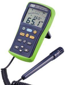 Instruments MTP TES1365 1%RH ~ 99%RH humidity recorder