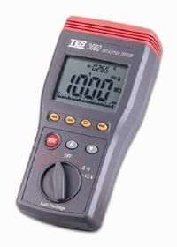 Instruments MTP TES3660 Insulation tester