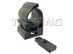 Topring 07-505 22mm Fixing clip for rigid pipes