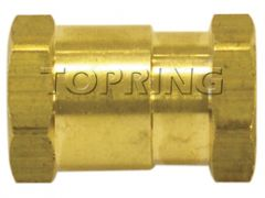 Topring 41-193 Adaptateur femelle hexagonal 1/4 (F) NPT x 1/8 (F) NPT