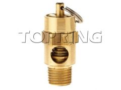 Topring 58-820 Valve Safety 1/4 (M) NPT