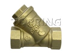 "Topring 59-705 ""Y"" Strainer 1/2 (F) NPT"