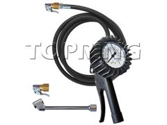 "Topring 63-651 0-174 PSI 72"" Inflator gauge"