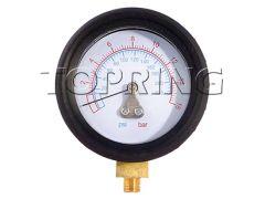 Topring 63-666 Manomètre de remplacement 38cm 0-220 PSI