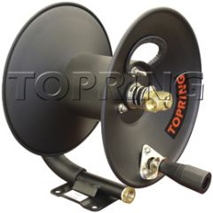 "Topring 79-820 Professional air or water hose reels for 1/4"", 3/8"" or 1/2"" hose"