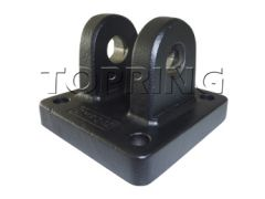 Topring 81-563 Cap Clevis Mounting MP2 1-1/2""
