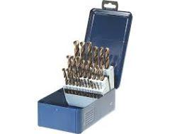 """Walter 01E818 29 pcs 1/16"""" to 1/2"""" metal drill bit drill set"""