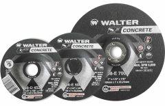 """Walter 08E700 7"""" x 1/4"""" x 7/8"""" CONCRETE grinding wheel"""