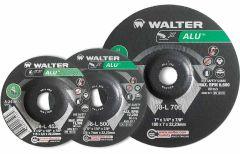 """Walter 08L702 Meule à rectifier alu 7"""" x 1/8"""" x 7/8"""""""