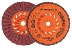 "Walter 15I453 Disque combiné ENDURO-FLEX 4-1/2"" x 5/8""-11"