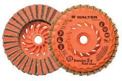 "Walter 15I501 5"" x 5/8""-11 ENDURO-FLEX 2-in-1 disc ( grit )"