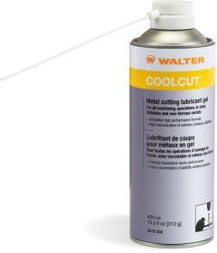 Walter 53B002 Lubrifiant de coupe / perçage aérosol (gel) 312g COOLCUT