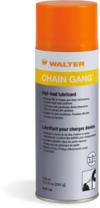 Walter 53D102 400ml Aerosol chain/strap lubricant CHAIN GANG