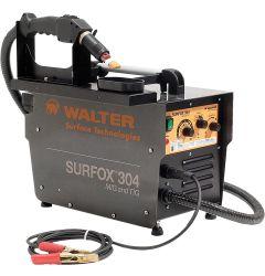 Walter 54D314 SURFOX 304 welding cleaning machine
