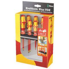 Wera 347777 6 pcs insulated screwdriver set