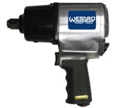 "Wespro W750SD Tournevis à chocs pneumatique 3/4"""